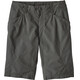 Patagonia Venga Rock Shorts Men Forge Grey